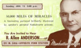 30,000 Miles of Miracles
